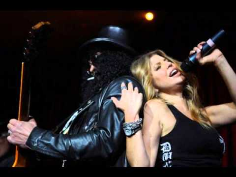 Slash – Paradise City (feat.Fergie and Cypress Hill)