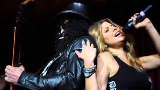 Slash - Paradise City (feat.Fergie and Cypress Hill)