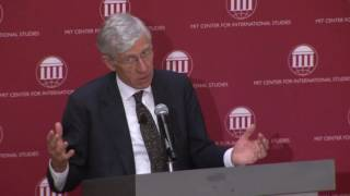 Starr Forum: Brexit, Europe, and Trump