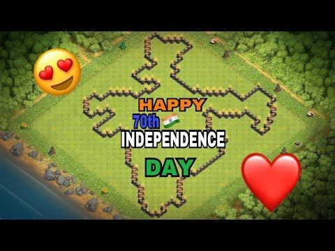 HAPPY 70th INDEPENDENCE DAY | MAKING OF INDIAN MAP !