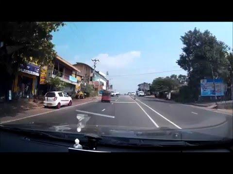 Dangerous Driving - Pannipitiya Road Kalalgoda Thalawathugoda