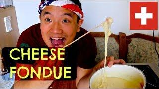 Will it Fondue ? Cheese Fondue thumbnail