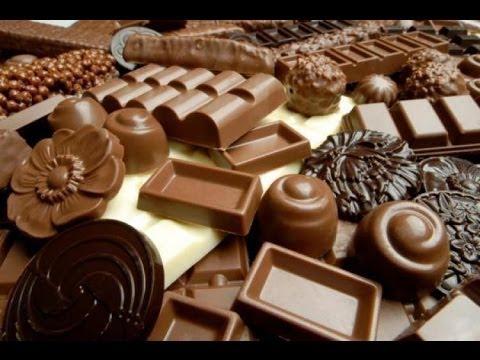 Хочу все Знать! Шоколадные конфеты