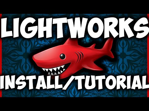 How to download lightworks video editor!