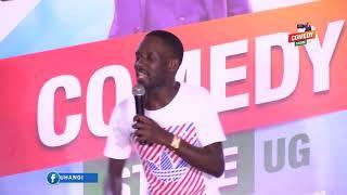 Alex Muhangi Comedy Store Sept 2018   Mc Mariachi & Eric Omondi People Power