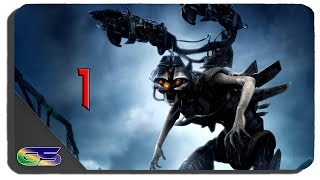 BlackSite: Area 51 - (PS3) Gameplay Walkthrough Part 1 No Commentary