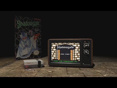 Shadowgate (NES, 1989) - Video Game Years History
