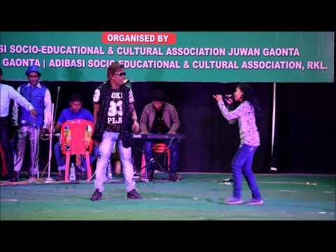Singrai Soren & Rupa Performance | Bhanj Bhaban, Rourkela |24 Dec 2017