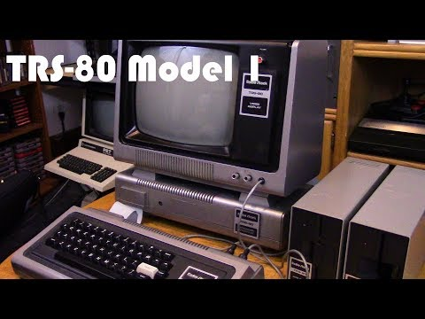 TRS-80 Model 1 Overview