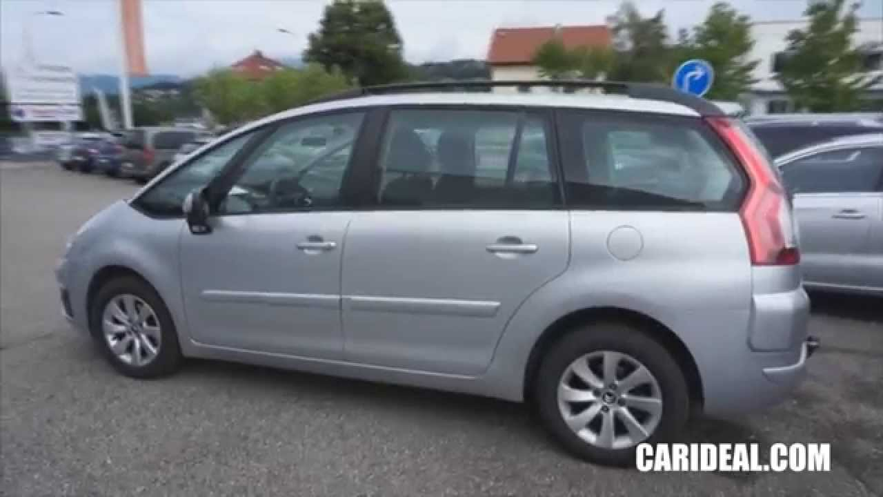 citroen grand c4 picasso occasion chambery savoie youtube