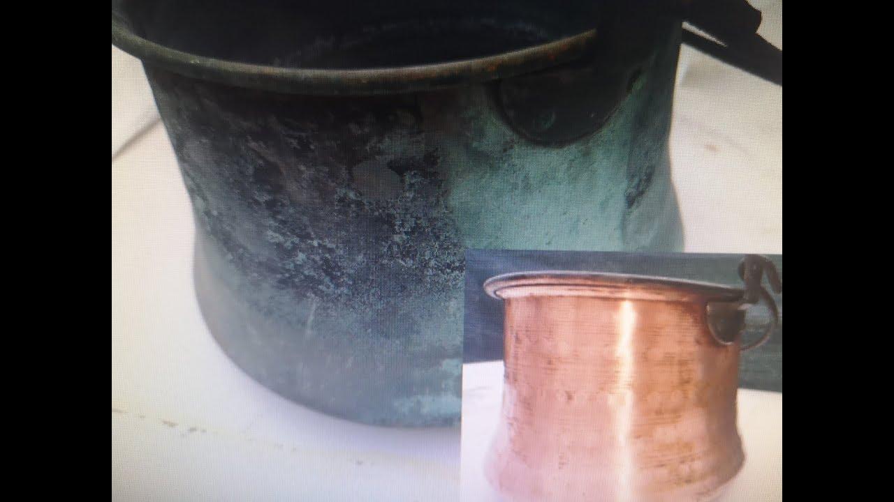 pulizia monete antiche di bronzo,rame, - Conservazione ...