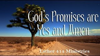 God's Promises are Yes and Amen! Devotionals For Women