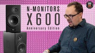 Андрей Рыжков про N-Monitors X600P Anniverasary Edition