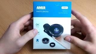 AMIR 3 in 1 Photo Linsen Kit (Germany)