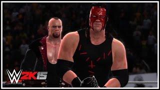 WWE 2K15 - Brothers Of Destruction Entrance! (Undertaker & Kane)