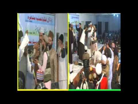 Manqabat of Karbala By Zainul Abideen (4th All India Natiya Mushairah, 11-12-12) *AMAZING*