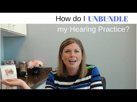 Unbundle Your Private Practice - Dawn Heiman, AuD