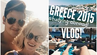 Travel With Us: Athens, Greece | Vlog #1 | Summer 2015