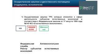 3 день.Контрактная система в сфере закупок товаров, работ, услуг