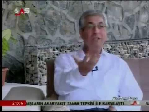 Her Dem Bursa - Prof.Dr. Recep İLERİ - AS TV - 20.07.2013