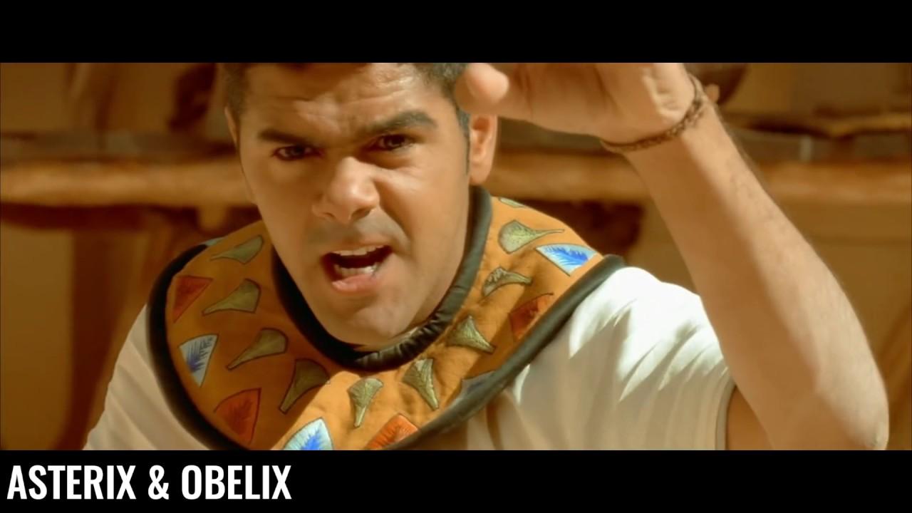 Astérix et Obélix : Mission Cléopâtre - Scène culte – la bagarre !