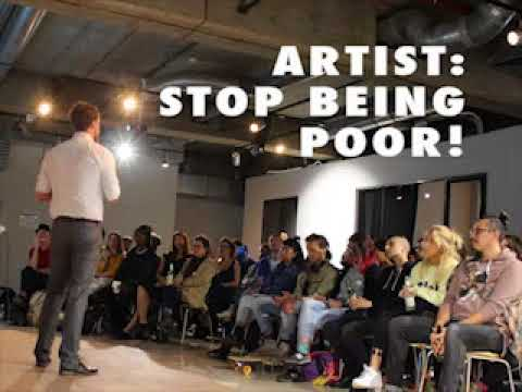 Artist: Stop being poor. Vol 1