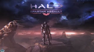Spartan Assault Live - New Halo Game Walkthrough/Playthrough/Let's Play w/ Fallen166