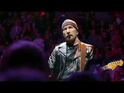 "U2 ""Sunday Bloody Sunday"" (4K, Live, HQ Audio) / Omaha / May 19th, 2018"