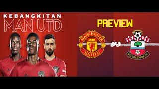 Download lagu PREVIEW : Man United vs Southampton | Kontroversi Sergio Ramos & Edin Dzeko | Kondisi McTominay