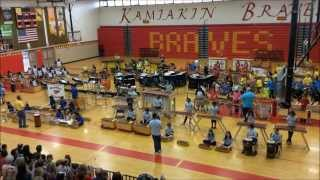 Mbira Jam 2015 Kennewick Mallet Showcase
