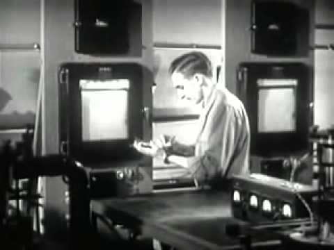 Hamilton Watch Company Factory Movie Circa 1947