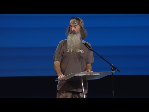 The Second Birth - Phil Robertson - YouTube