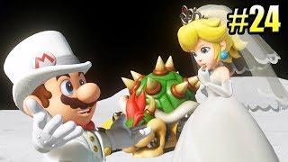 Super Mario Odyssey {Switch} прохождение часть 24 — ФИНАЛ ИГРЫ КОНЦОВКА