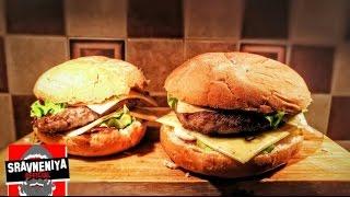 Простой рецепт Американских бургеров за 6 минут