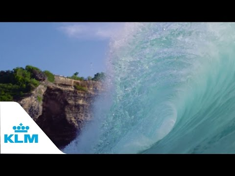 KLM Surf - Destination Indonesia (short version 4K)