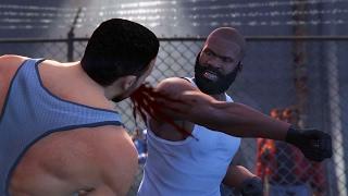 GTA 5 Mods - UFC FIGHT CLUB CHAMPIONSHIP! (GTA 5 PC Mods)