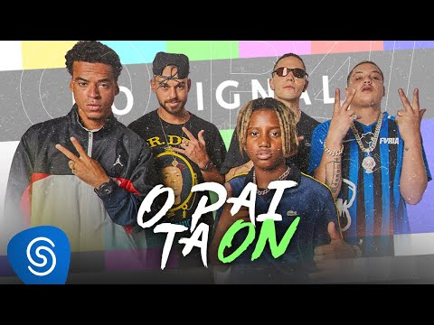 Costa Gold, MC Caverinha & L7NNON – O Pai Tá On