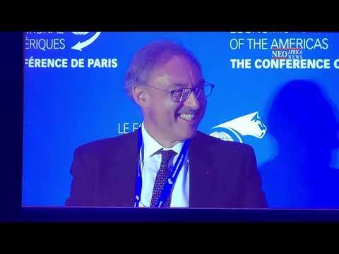 Victime de racisme Tidjane THIAM,  CEO du Credit Suisse AG, raconte