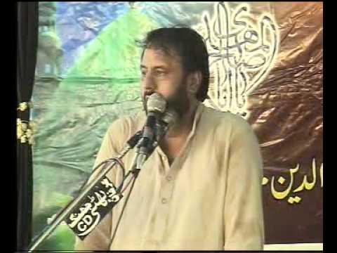 zakir saqlain abbas ghalo p 3 qiyamat khaiz majlis at och gul imam  masoma qum