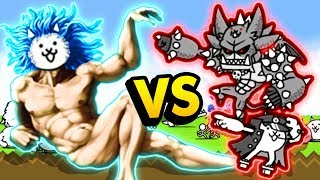 GOD Battles The BEST Uber Super Rare Cat (The Battle Cats Funny Gameplay)