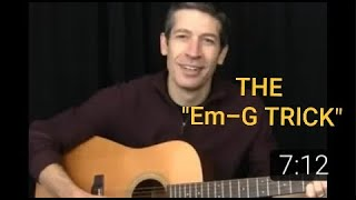 THE Em-G TRICK ! (or How Pink Floyd Taught Me To Use Drone S...