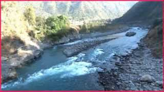SAROL- RAAVI RIVER-CHAMBA HP- MILLENNIUM POLYTECH AMAZING VIDEO