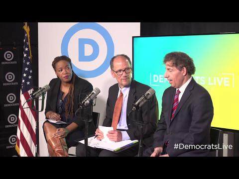 Democrats LIVE: Rep. Jamie Raskin and Heather McGhee with Tom Perez