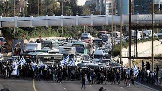Israel: Ethiopians protest against violence