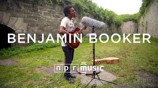 Benjamin Booker: NPR Music Field Recordings