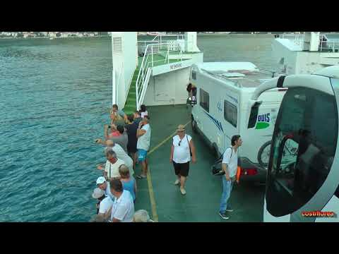 Montenegro, Kotor ferry-Serbia,Montenegro,Croatia,Albania,Macedonia, Bulgaria part 12-Travel HD