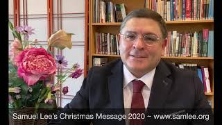 Samuel Lee's Christmas Message 2020 (English)