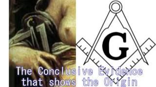 780J Freemasonのシンボルマークの起源の答(ヴァザーリの絵にそれはあった)
