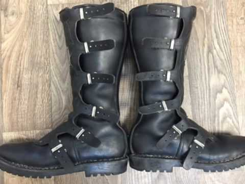 Mad Max Roger De Coster Boots Youtube