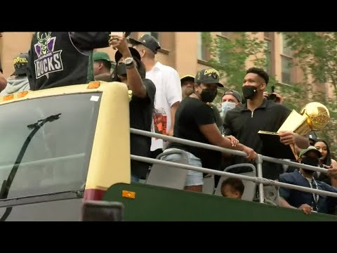 Download Special presentation: Bucks bring home the championship